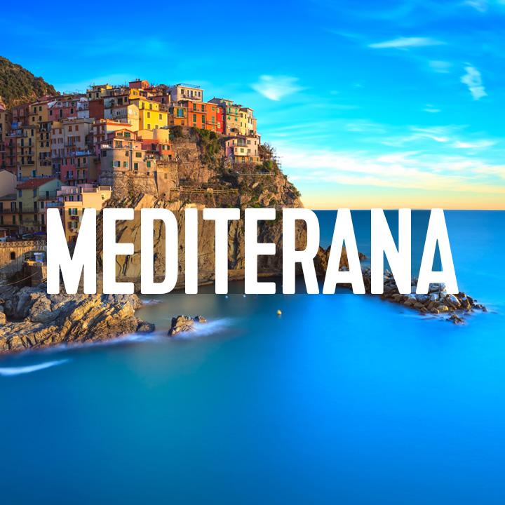 7 nopti pe cel mai mare vas din Mediterana in 2019